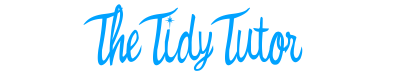 The Tidy Tutor